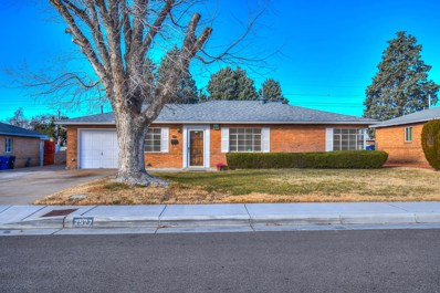 2527 General Marshall Street NE, Albuquerque, NM 87112 - #: 934055