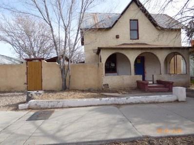 1108 8Th Street NW, Albuquerque, NM 87102 - #: 934522