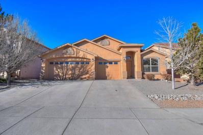 10447 Borrego Drive NW, Albuquerque, NM 87114 - #: 934689
