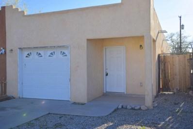 518 Chama Street SE, Albuquerque, NM 87108 - #: 935229