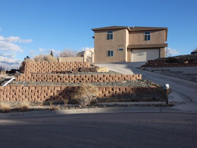 10508 Olympic Street NW, Albuquerque, NM 87114 - #: 935713