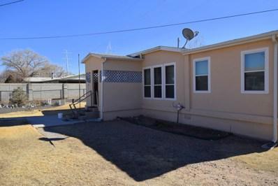606 Heather Lane SW, Albuquerque, NM 87105 - #: 936772