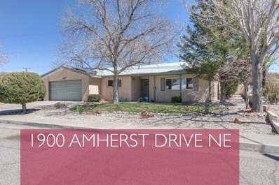 1900 Amherst Drive NE, Albuquerque, NM 87106 - #: 939014