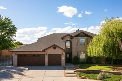 7852 Ridgeview Drive NW, Albuquerque, NM 87120 - #: 943593