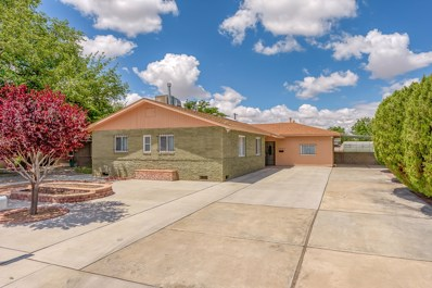 2601 Wisconsin Street NE, Albuquerque, NM 87110 - #: 944428