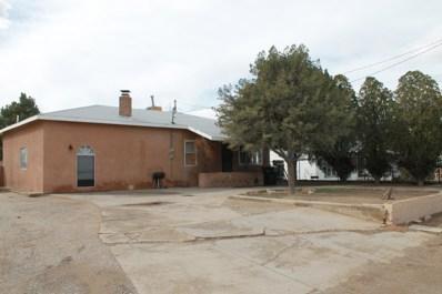 314 Clark Road SW, Albuquerque, NM 87105 - #: 945083