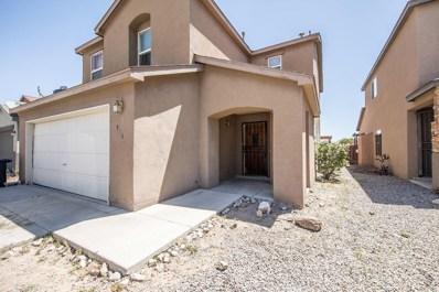 516 Desert Maize Drive SW, Albuquerque, NM 87121 - #: 946902