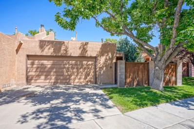 7205 Bobwhite Lane NE, Albuquerque, NM 87109 - #: 952277