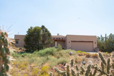 58 Loma Chata Road, Placitas, NM 87043 - #: 952497
