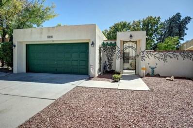 4918 Casa Del Oso NE, Albuquerque, NM 87111 - #: 953730