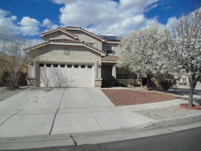 5901 Legends Avenue NW, Albuquerque, NM 87120 - #: 954584