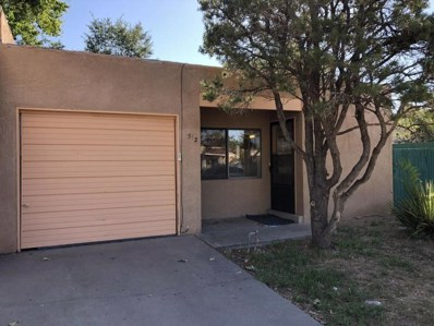 512 Pattie Lane SE, Albuquerque, NM 87123 - #: 957121