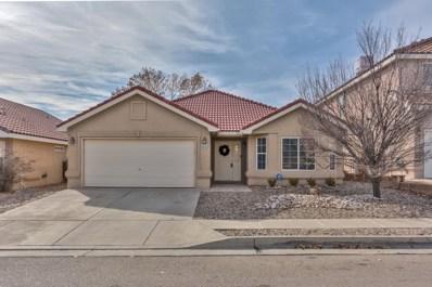 4232 Ridgerunner Road NW, Albuquerque, NM 87114 - #: 959986