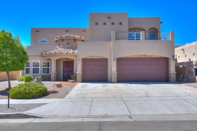 9905 Cameron Street NW, Albuquerque, NM 87114 - #: 961757