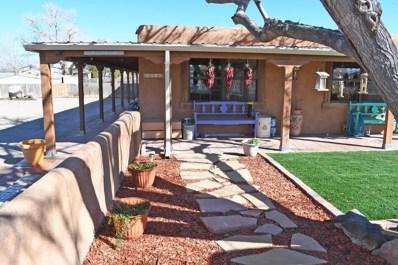 3116 Hughes Road SW, Albuquerque, NM 87105 - #: 963379