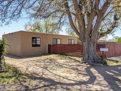 3032 Hughes Road SW, Albuquerque, NM 87105 - #: 964709