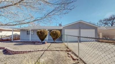 4628 Valley Gardens Drive SW, Albuquerque, NM 87105 - #: 983748