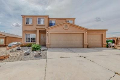 4301 Rimfire Court SW, Albuquerque, NM 87121 - #: 993363
