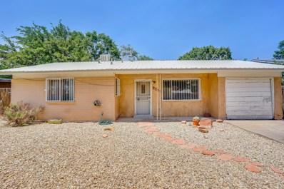 2517 Desert Garden Lane SW, Albuquerque, NM 87105 - #: 994664