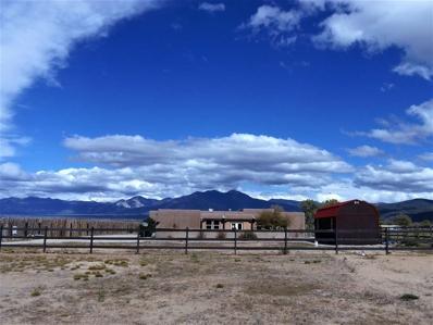 43A W Romero Road, Ranchos De Taos, NM 87557 - #: 102522