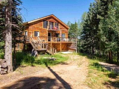 60 Bear Paw Rd, Angel Fire, NM 87710 - #: 104112