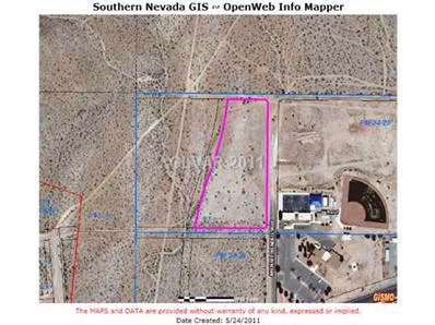 Searchlight Land - Michael Wen, Other, NV 89046 - #: 1148239
