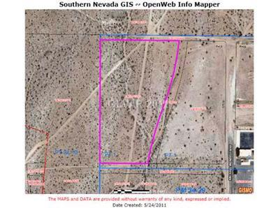 Searchlight Land - Michael Wen, Other, NV 89046 - #: 1148348