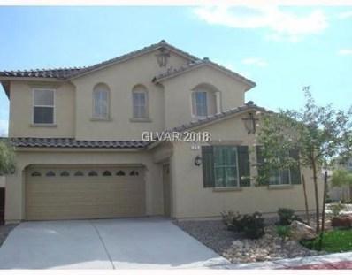 21 Summit Creek Avenue, Las Vegas, NV 89031 - #: 1903542