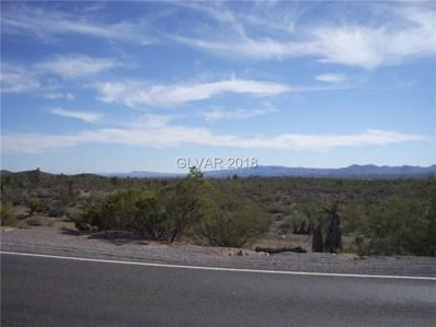 Highway 164 (Nipton Road), Searchlight, NV 89046 - #: 1957936