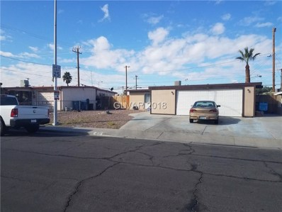 4521 Pacyna Street, Las Vegas, NV 89122 - #: 1966929