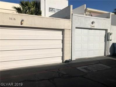3412 Townhouse Drive, Las Vegas, NV 89121 - #: 1976233