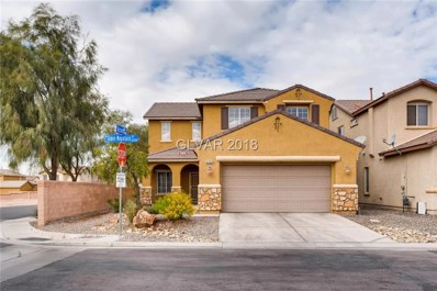 6205 Grace Mountain Street, North Las Vegas, NV 89115 - #: 1978128