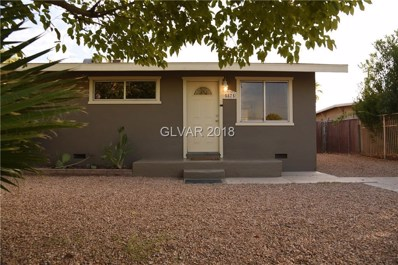 5875 Bunch Street, Las Vegas, NV 89122 - #: 1989385