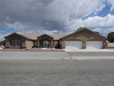 1430 E Blackhorn, Pahrump, NV 89048 - #: 2014986