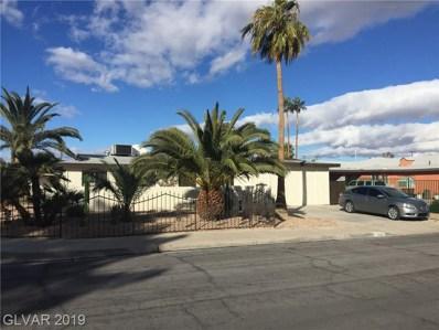 3908 San Joaquin Avenue, Las Vegas, NV 89102 - #: 2018060