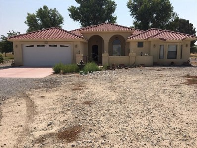 3021 S Pebble Beach Avenue, Pahrump, NV 89048 - #: 2018599