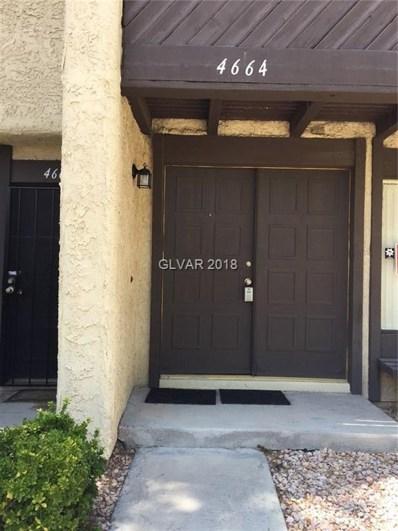 4664 Comnor Hill Lane, Las Vegas, NV 89121 - #: 2019820