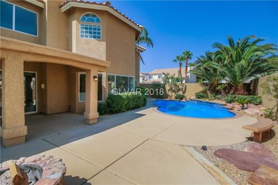 8994 Fort Crestwood Drive, Las Vegas, NV 89129 - #: 2020248