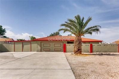 4312 E Russell Road, Las Vegas, NV 89120 - #: 2020748