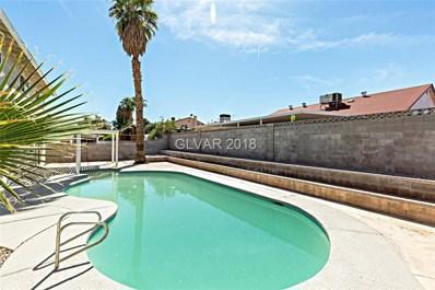 2919 Robar Street, Las Vegas, NV 89121 - #: 2032228