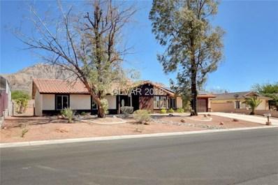 1270 Los Meadows Drive, Las Vegas, NV 89110 - #: 2033504