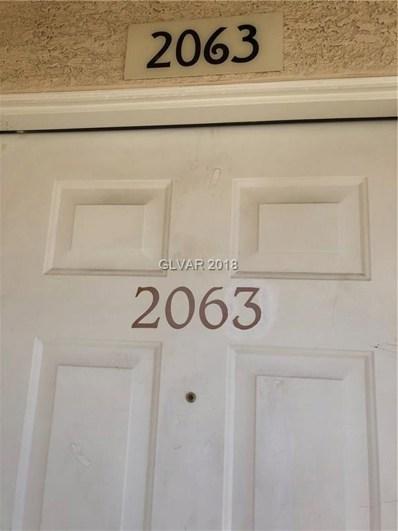 3400 Cabana Drive, Las Vegas, NV 89122 - #: 2033506