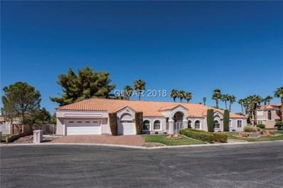 3361 Camino Gardens Way, Las Vegas, NV 89146 - #: 2033903
