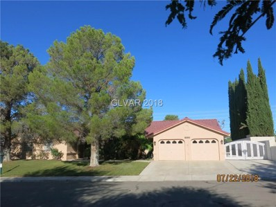 1631 Indian Wells Drive, Boulder City, NV 89005 - #: 2034344