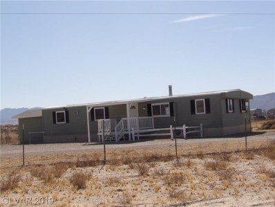 1123 Utah Avenue, Sandy Valley, NV 89019 - #: 2035281