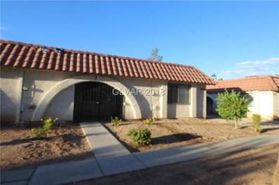 809 Hedge Way, Las Vegas, NV 89110 - #: 2036095