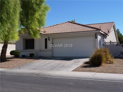 5736 Wizard Wand Street, North Las Vegas, NV 89031 - #: 2038940