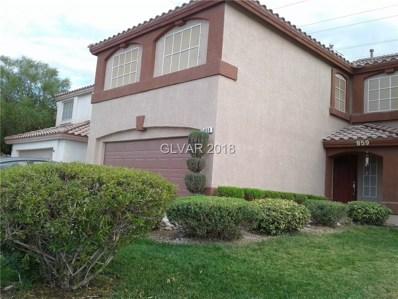 859 Plantain Lily Avenue, Las Vegas, NV 89183 - #: 2040208