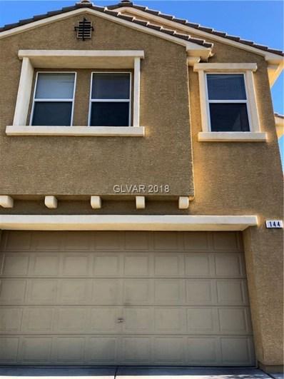 144 Red Tee Lane, Las Vegas, NV 89148 - #: 2042378