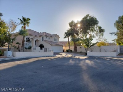 6337 Echo Canyon Circle, Las Vegas, NV 89130 - #: 2044287